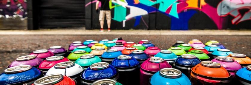 Street Art at Sneinton Market