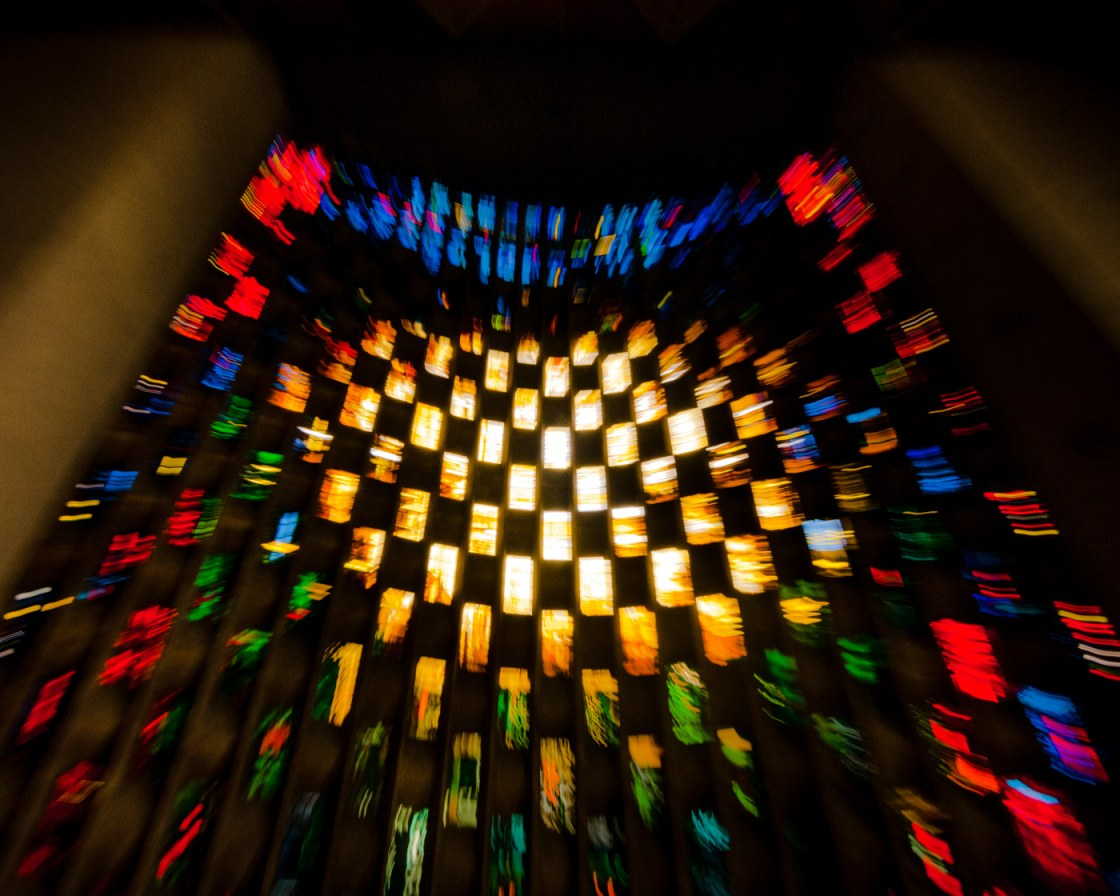 Coventry Cathedral – Stained Glass