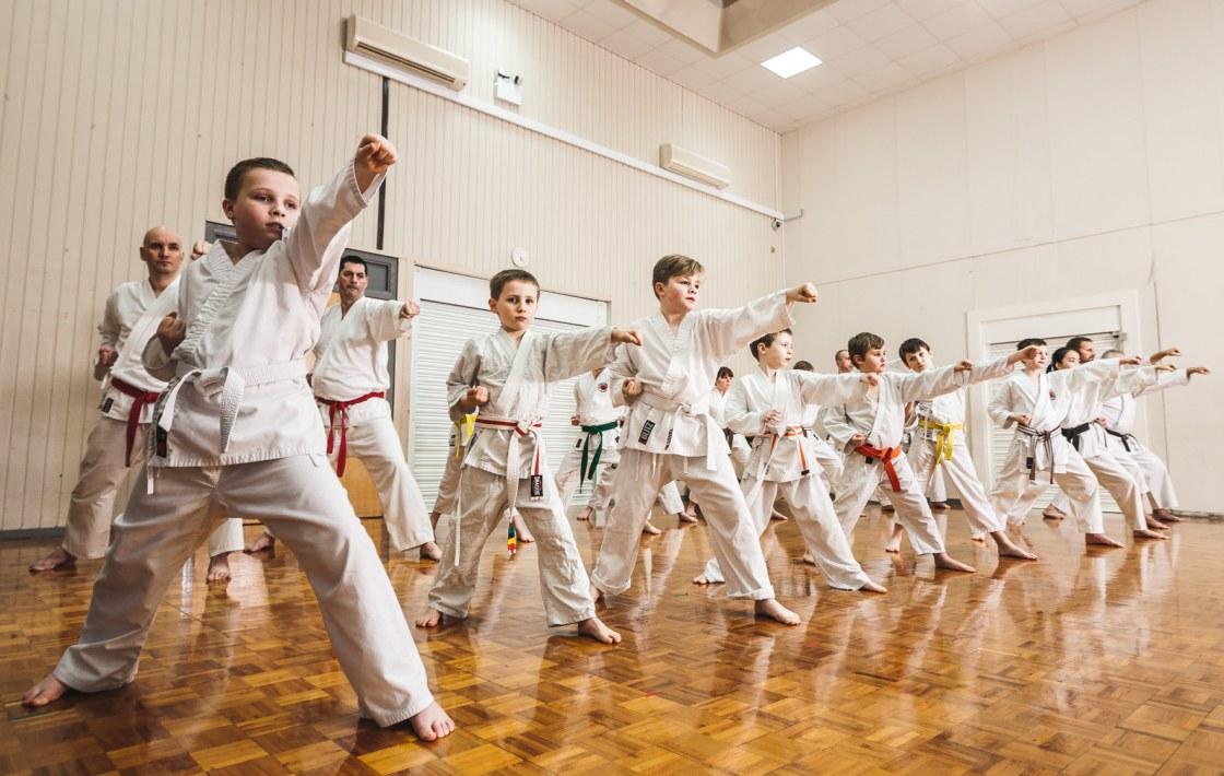 Chilwell Olympia Karate School