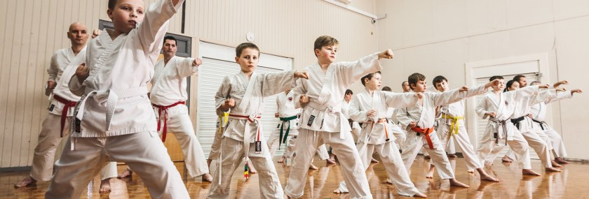 Chilwell Olympia Karate School