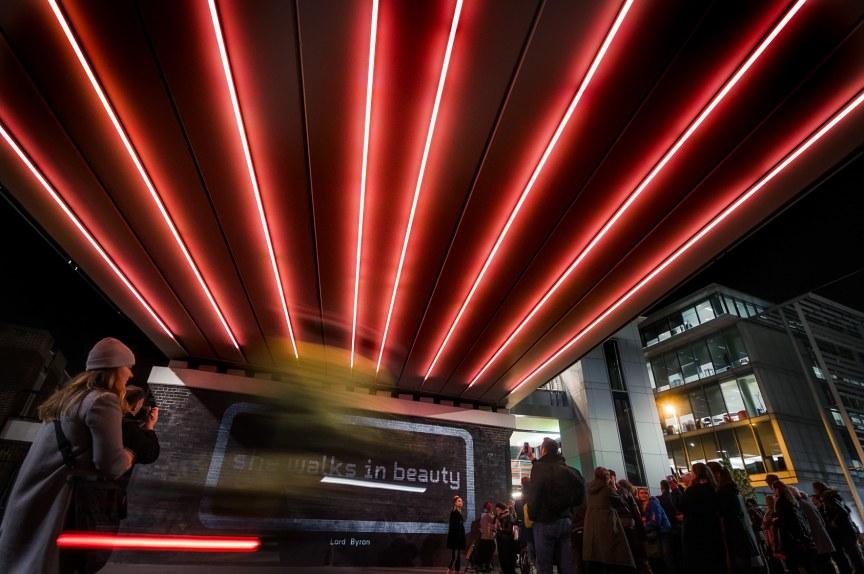 The Line of Light – Nottingham City of Literature