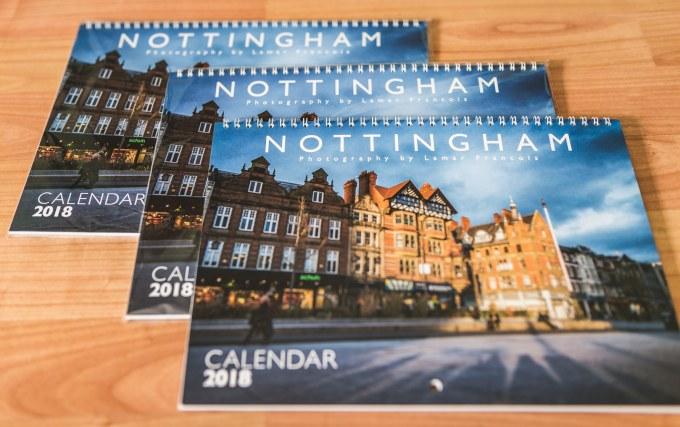 Announcing Nottingham Calendar 2018