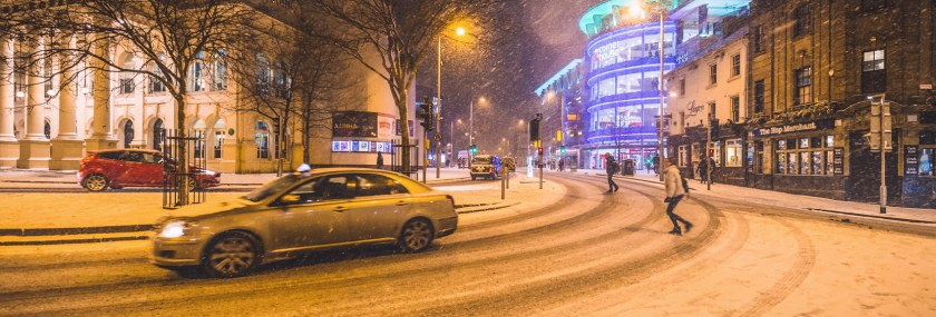 """The Beast From The East"" reaches Nottingham"