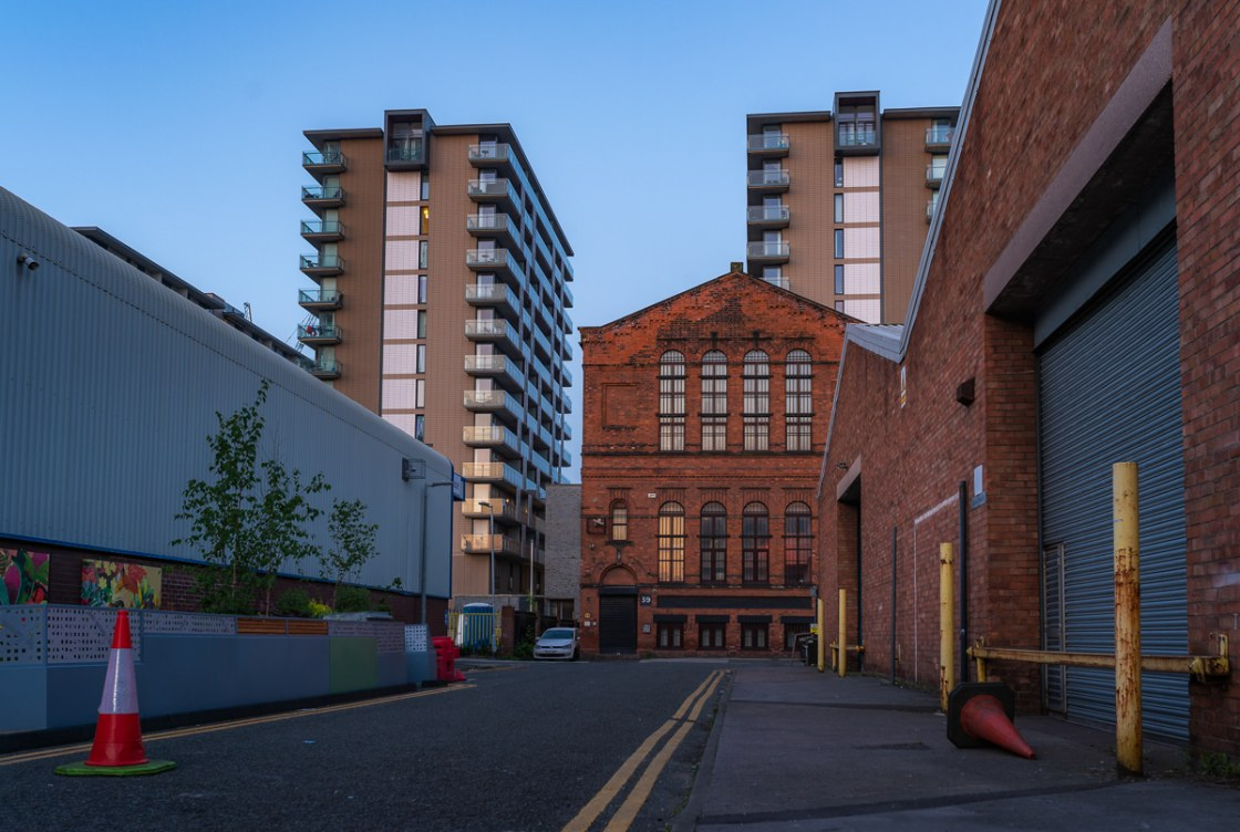 NQL Citizens' Journal , Industrial Salford
