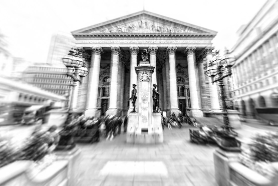 Threadneedle Street , Bank of England