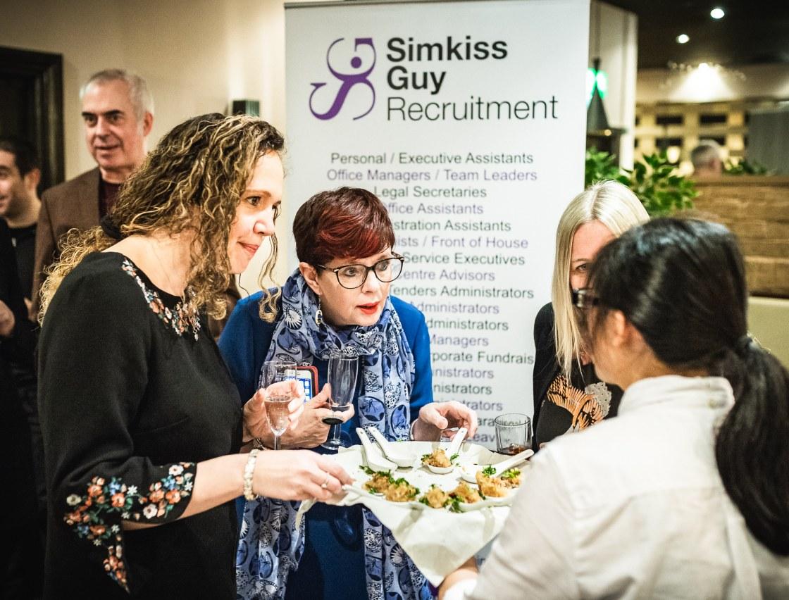 Chung Ying Menu Launch – Simkiss Recruitment