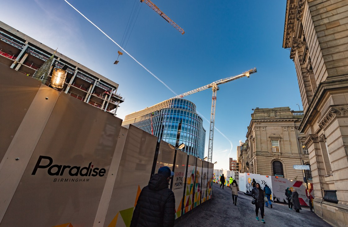 Paradise Redevelopments/One Chamberlain Square