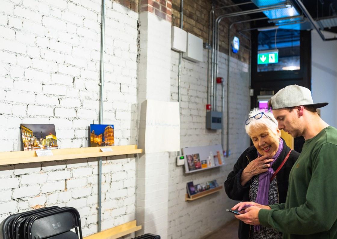The Urban Room – 38 Carrington Street – Exhibition