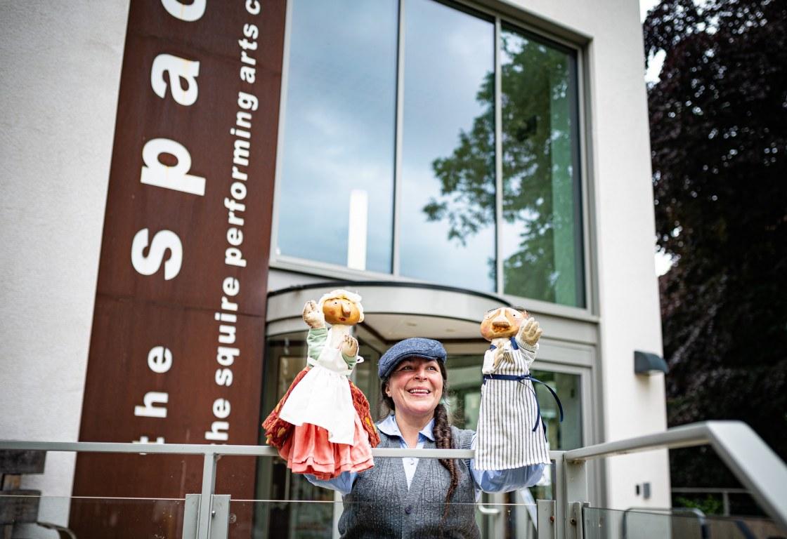 Nottingham Puppet Festival – Sunday