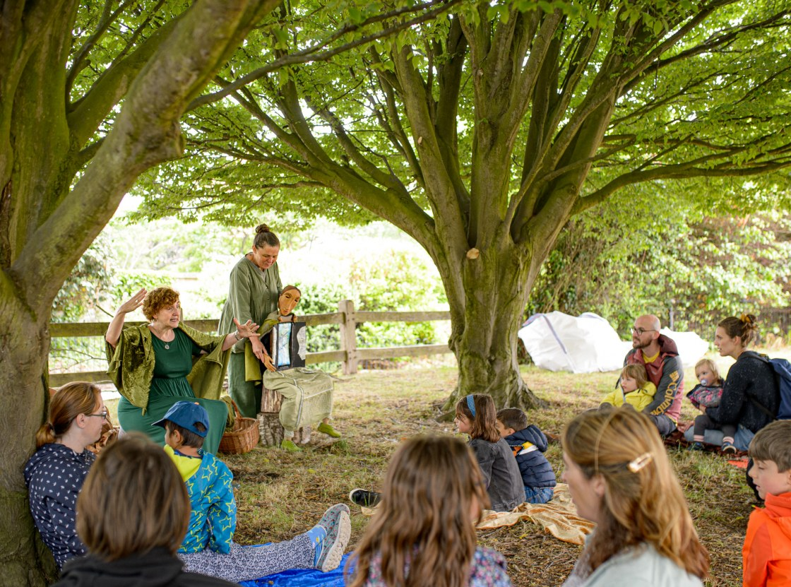 Nottingham Puppet Festival – Saturday